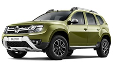 Renault Duster II 2.0 4WD