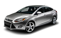 Ford Focus III седан 2.0