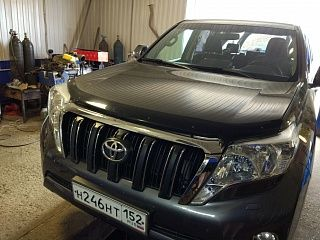 Чип тюнинг Toyota Land Cruiser Prado 150